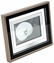 BILDERRAHMEN FOTORAHMEN FORMAT 10x15 GLAS KUNSTSTOFF HOLZ METALL FOTO + BRILLIBRUM® FLYER Geschenke Geschenkidee (Bilderrahmen 10x15 cm)