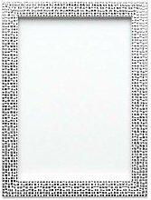 Bilderrahmen / Fotorahmen, quadratisch, mit