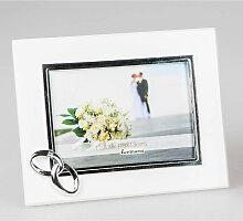 Bilderrahmen, Fotorahmen WEDDING für 13x18cm