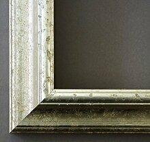 Bilderrahmen Genua Silber 4,3 - 70 x 80 cm - LR -