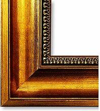 Bilderrahmen Gold Braun DINA4(21,0x29,7) - DIN A4