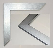 Bilderrahmen Hamburg - Silber 50x50cm 50x48cm hier
