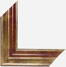Bilderrahmen HEBRON 50x70 oder 70x50 cm in GOLD
