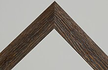 Bilderrahmen-Holz Star 4 - Dunkelbraun Antik