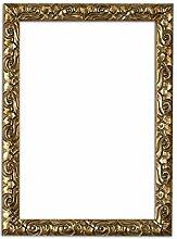 Bilderrahmen in Gold - 12 x 10 Zoll Antik-Look mit
