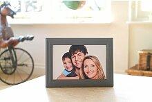 Bilderrahmen Kelsi Marlow Home Co. Farbe: Grau