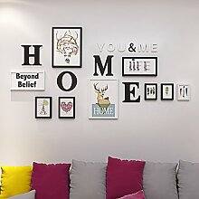 Bilderrahmen*Massivholz photo Wall Sticker