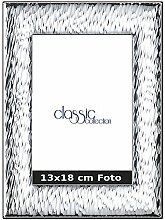 Bilderrahmen mit 925 Silber für 13x18 cm Fotos