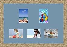 Bilderrahmen multivues 2 Foto(s) 10x15 and 3