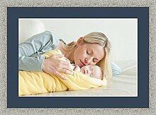 Bilderrahmen multivues Bleu Fonce 1 Foto(s) 60x40