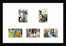 Bilderrahmen multivues Super Blanc 2 Foto(s) 10x15