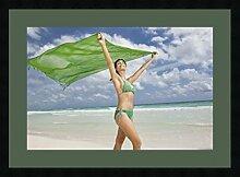 Bilderrahmen multivues Vert foret 1 foto(s) 60x40