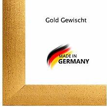 Bilderrahmen PN50 40x60 oder 60x40 cm in GOLD