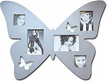Bilderrahmen Schmetterling - Fotorahmen, Collage,