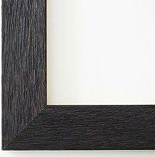 Bilderrahmen Schwarz - 24 x 30 cm mit Normalglas -