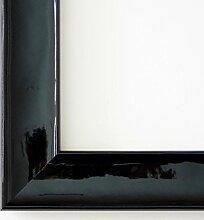 Bilderrahmen Schwarz - 70 x 80 cm mit Museumsglas