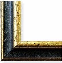 Bilderrahmen Schwarz Gold 20 x 30 cm 20x30 -