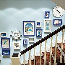 Bilderrahmen-Set für die Wand,