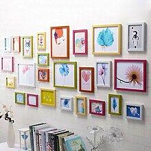 Bilderrahmen Set, Wall Gallery Collage Frames mit