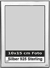 Bilderrahmen Silber 925 München 10x15 cm Foto