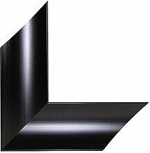 Bilderrahmen SINA 90x118 oder 118x90 cm in Schwarz