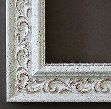 Bilderrahmen Verona Weiß 4,4 - Über 100 Größen