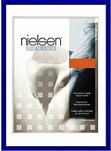 Bilderrahmen von Nielsen Alurahmen C2 70x100