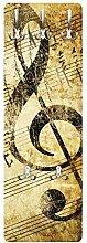 BIlderwelten 79219 Wandgarderobe Note | Design