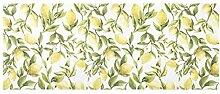 Bilderwelten Spritzschutz Glas Fruchtige Zitronen