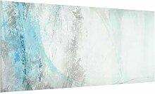 Bilderwelten Spritzschutz-Glas mit Aufhängung -