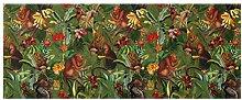 Bilderwelten Spritzschutz Glas Tropische Blumen