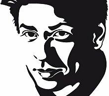 Bilderwelten Wandtattoo No.EV79 Shah Rukh Khan,