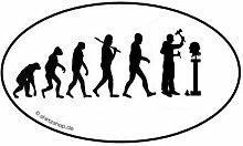 Bildhauer Steinmetz Skulptur Büste EVOLUTION