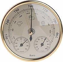 BIlinli 160mm Atmosphärendruck Temperatur