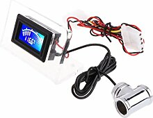 BIlinli Digital-Thermometer-Temperaturanzeige für