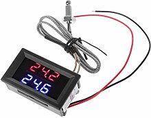 BIlinli Dual Digital K Thermocouple Thermometer