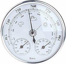 BIlinli Haushaltswetterstation Barometer