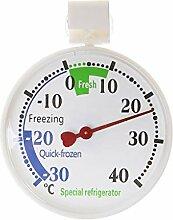 BIlinli Kühlschrank Gefrierschrank Thermometer
