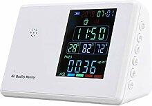 BIlinli Luftqualitätsmonitor PM2.5 CO2 HCHO TVOC