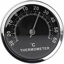 BIlinli Mini 58mm Auto Thermometer mechanische