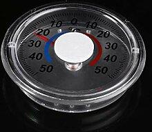 BIlinli Selbstklebendes Thermometer für