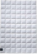 Billerbeck Daunendecke 302 Almira Light 200x200 cm