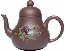 Bin Zhang Teekanne / Teekanne mit Aufschrift