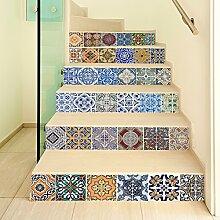 Bing BINGKreative Selbstklebende treppe Aufkleber