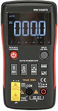 BINGFANG-W Q1 True RMS Digital Multimeter, Knopf