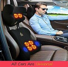 BINGFENG Auto Massagekissen Lenden Elektrische