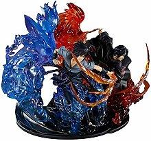 BINGFENG Naruto Action-Figuren Uchiha Sasuke +