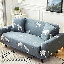BINGMAX 1/2/3/4 Sitzer Elastischer Sofaüberwurf