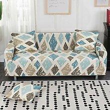 BINGMAX 1/2/3/4 Sitzer Sofabezug Sofaüberwurf