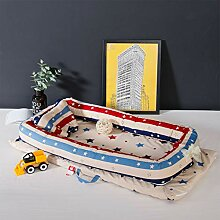 BINGMAX Babynest Kuschelnest Tragbar Babybett